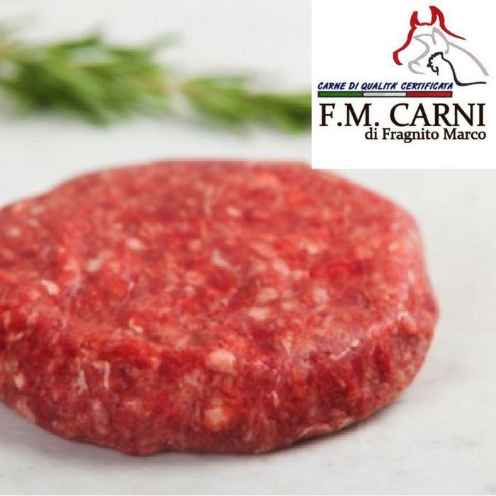 offerta hamburger di bovino - offerta hamburger - F.M. Carni