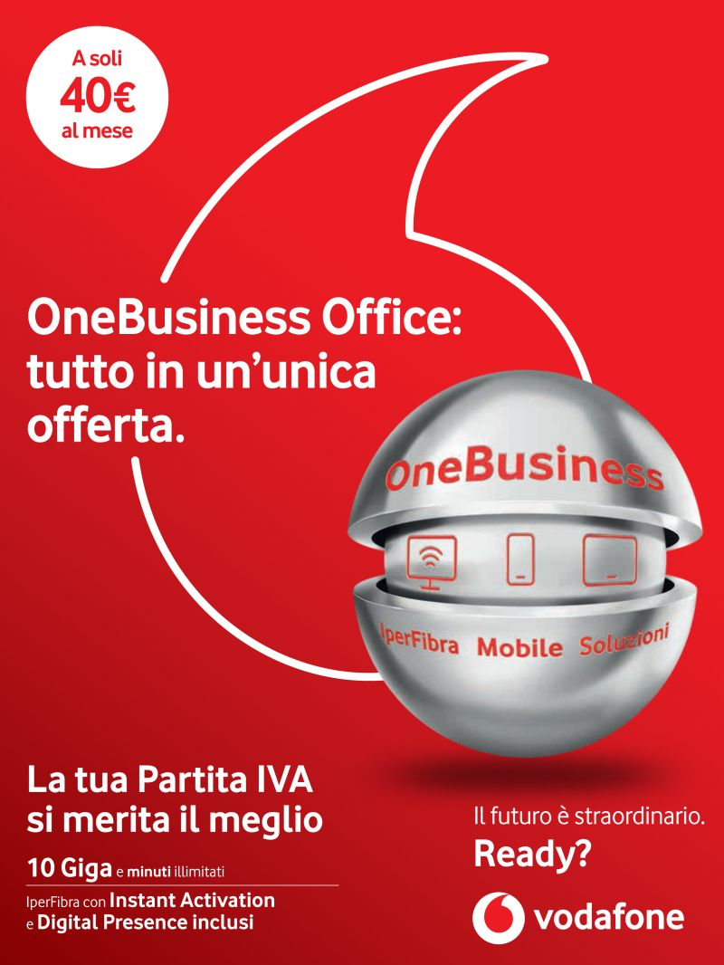 offerta vodafone business office - promozione vodafone partita iva