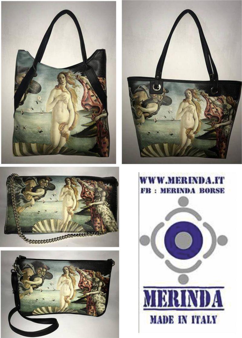 offerta borse zaini arte - promozione Borse d'Arte esclusive Made in Italy