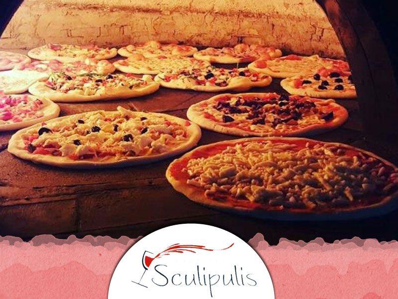 offerta Pizza forno a legna scoglitti - promozione forno a legna scoglietti - sculipulis