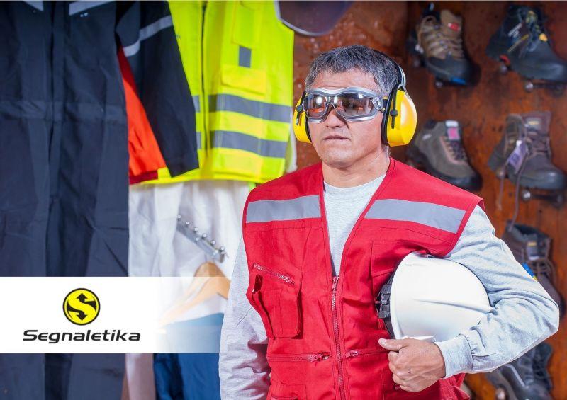 Promozione abiti da lavoro - offerta abbigliamento alta visibilità - Segnaletika s.r.l.