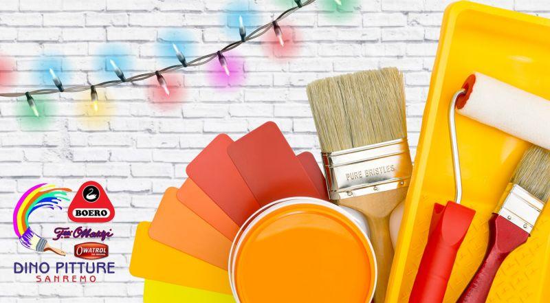 offerta pitture professionali sanremo - promozione ristrutturazione facciate esterne sanremo