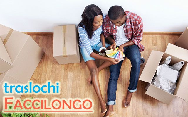 offerta trasloco low cost bari -promozione sconto traslochi nazionali - Faccilongo