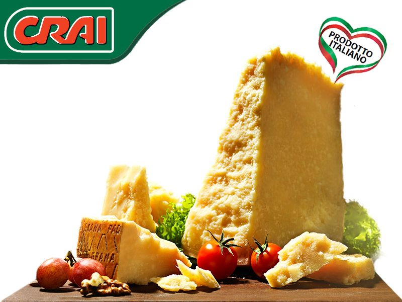 Offerta Parmigiano Padano Dop Scelto Premariacco  -  Cooperativa di Premariacco
