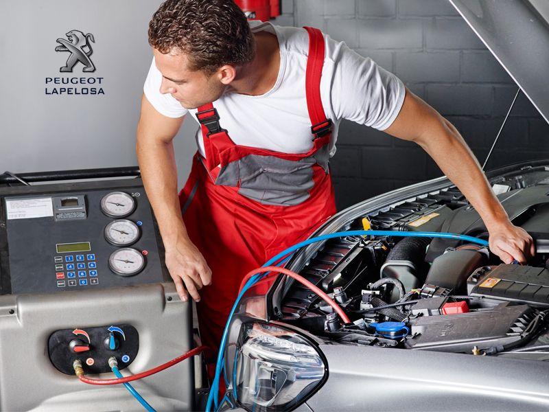 Offerta Check batteria auto Peugeut - Promozione controllo batteria auto Peugeut Lapelosa