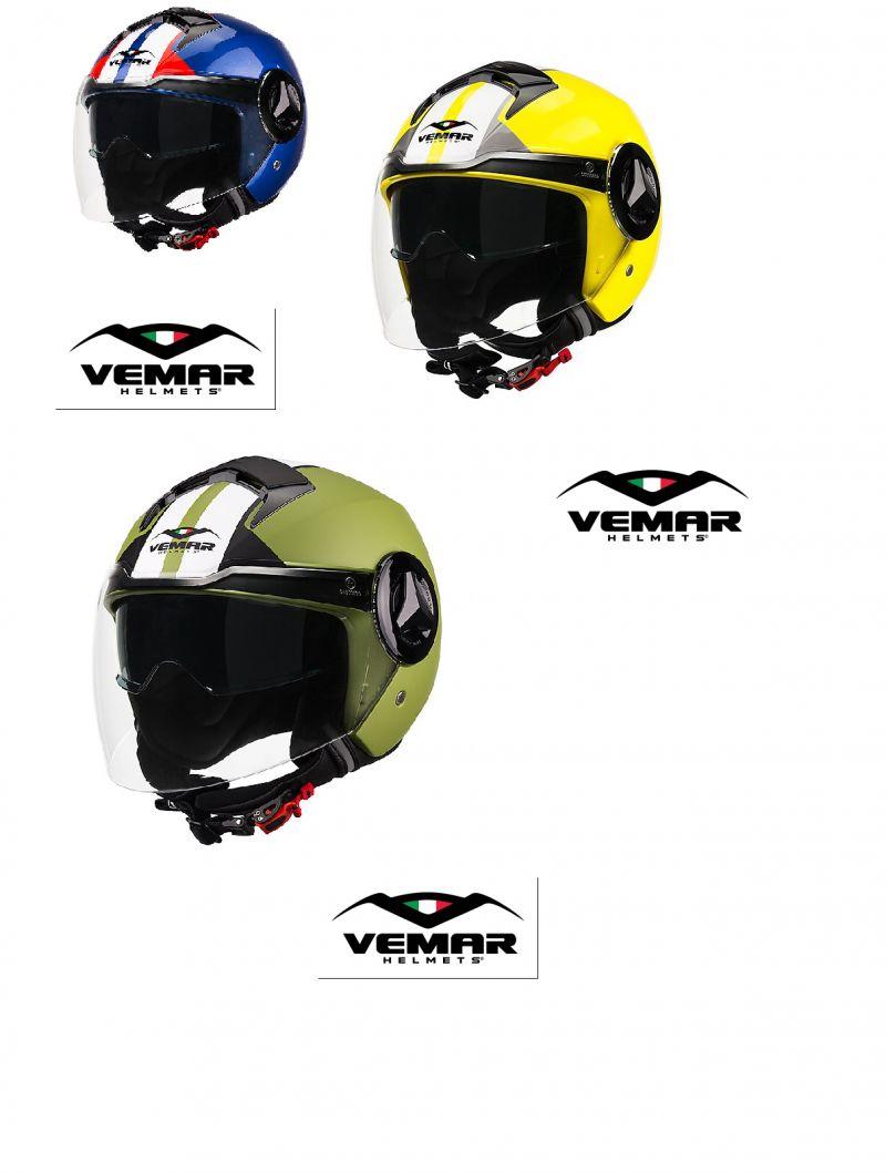offerta caschi moto vemar - promozione caschi accessori moto vemar