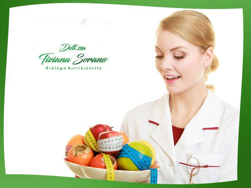 Offerta Anamnesi Alimentare Eboli - Promozione dieta personalizzata - Dott.ssa Tiziana Sorano