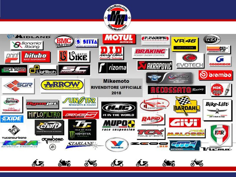 offerta Ricambi Moto genova - occasione batterie moto genova - mikemoto