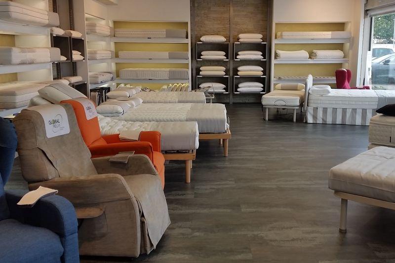 Offerta vendita materassi in memory a molle - Offerta materassi Dorsal Luran Manifattura Falomo
