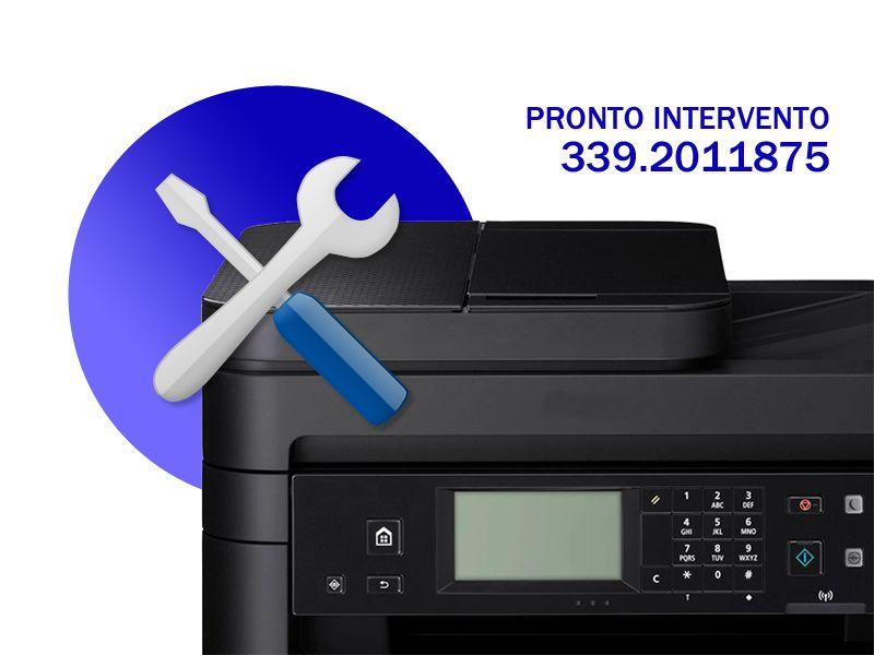 offerta Pronto Intervento Stampanti - servizio pronto intervento tecnico fotocopiatrici