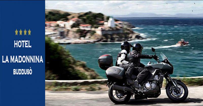 offerta Sardegna mototurismo itinerario Buddusò - occasione Moto tour Sardegna dove dormire