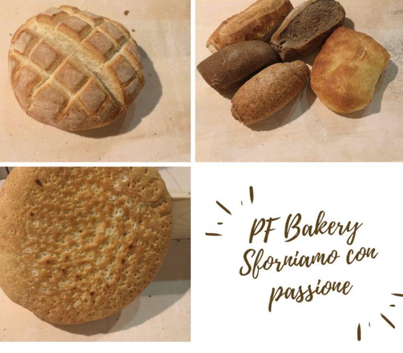 Da PF Bakery trovi il pane più Buono che c'è.Passa a trovarci.