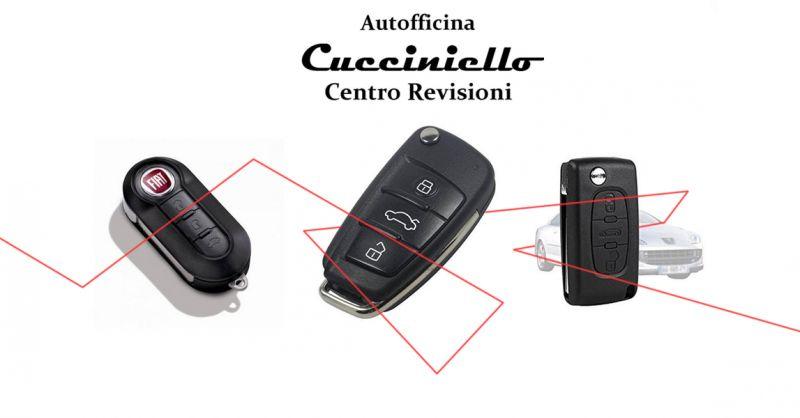 Offerta vendita telecomando per auto Fiat Solofra - Promozione chiave Fiat auto Solofra