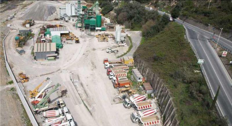 Impianto di Riciclaggio&Recupero Materiali Inerti