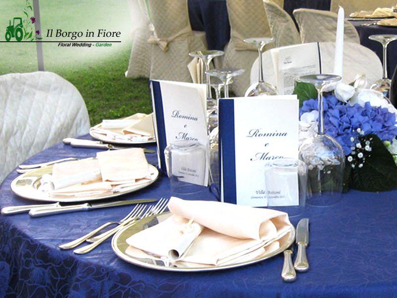 Allestimenti per matrimoni - Il Borgo In Fiore