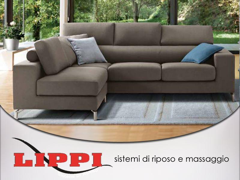 Offerta divano letto promozione divani sistemi di riposo materassaio lippi viterbo ronciglione