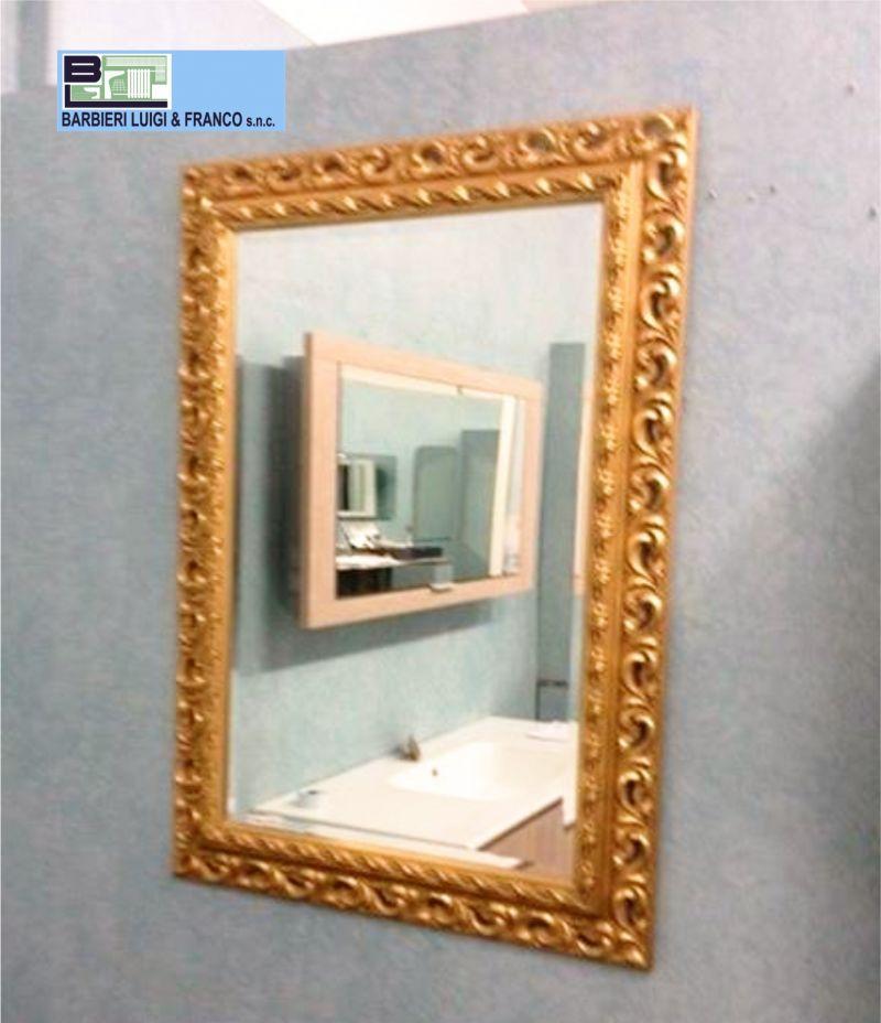 Offerta vendita specchio barocco - occasione vendita arredobagno Barbieri snc