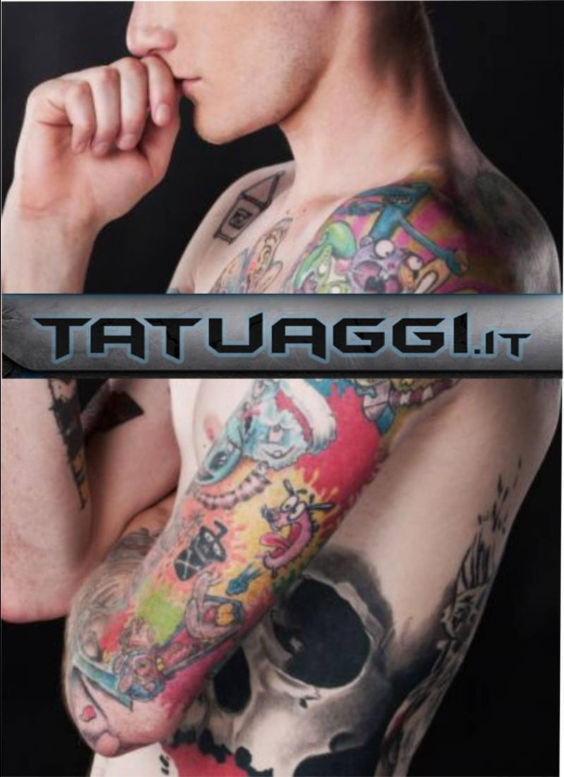 Offerta tatuaggi a Macerata - Occasione tattoo MC - Offerta tattoo fantasy Macerata