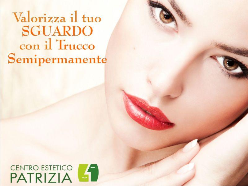 offerta trucco semipermanente - promozione makeup permanente - Centro Estetico Patrizia