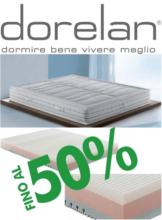 Materassi Dorelan Sconti fino al 50% X RINNOVO... - SiHappy