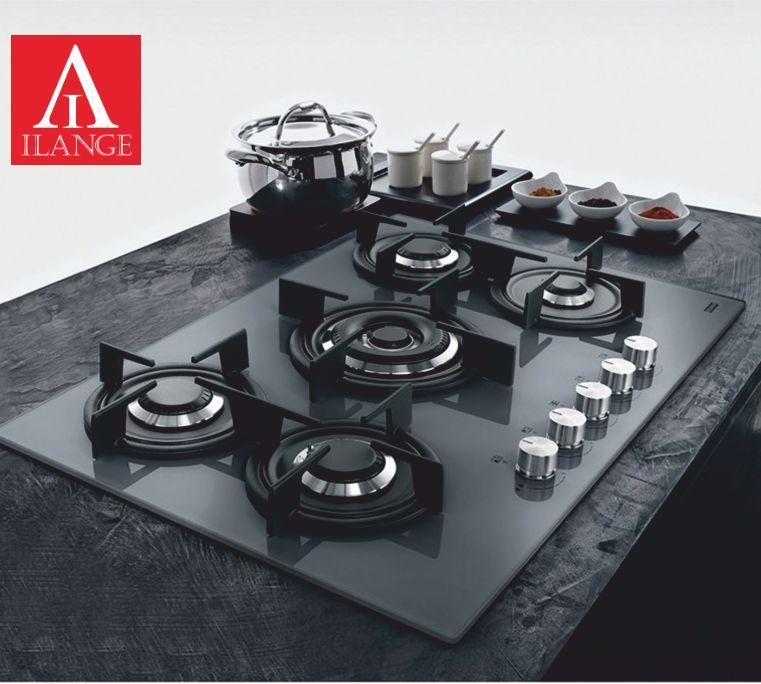 ILANGE offerta piano cottura franke 604 4G bm c - promozione piano cottura in cristallo