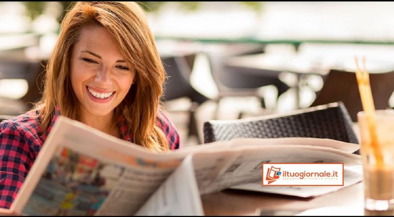 ILTUOGIORNALE.IT Creation of newspaper as gift idea - Online newspaper creation opportunity
