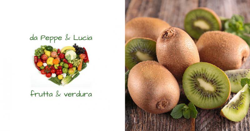 Frutta Verdura Peppe Lucia offerta kiwi dolci vitamina c - occasione vendita kiwi benevento