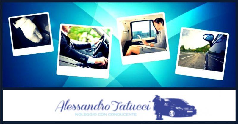 offerta servizio noleggio auto con conducente - occasione trasporto con autista per feste