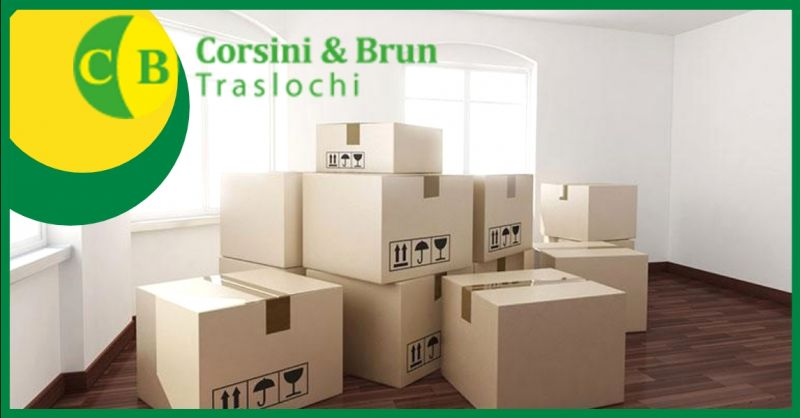 CORSINI & BRUN TRASLOCHI offerta servizio traslochi per privati e aziende Verona