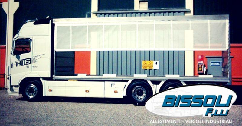 offerta costruzione di allestimenti per veicoli industriali Verona