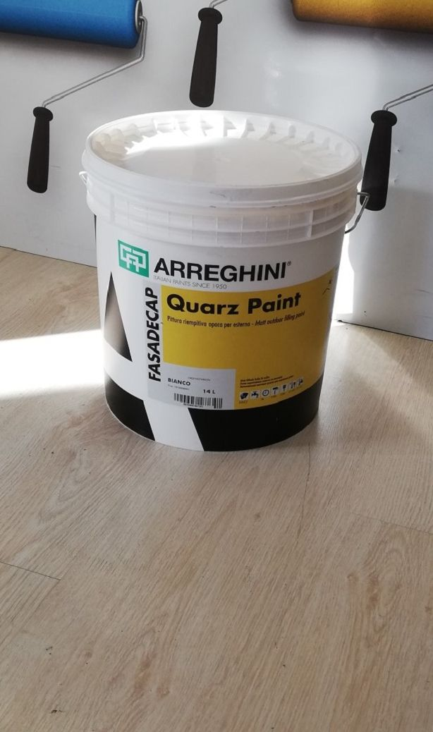 Offerta Pittura al quarzo per esterno Cap Arreghini