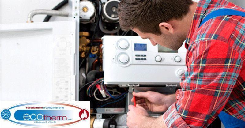ECOTHERM SNC offerta installazione impianti di riscaldamento - occasione assistenza caldaie