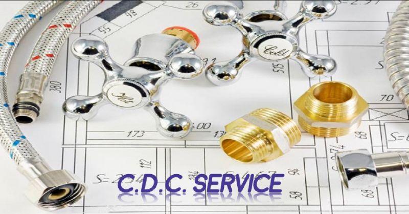 C.D.C. SERVICE offerta articoli termoidraulici Verona - occasione vendita termosanitari Verona