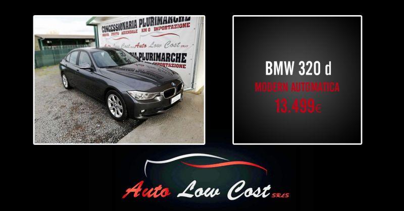 AUTO LOW COST -  offerta BMW 320d usato garantito viterbo