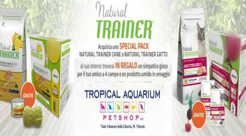Tropical Aquarium petshop srl offerta cibo cani - occasione cibo gatti Ragusa
