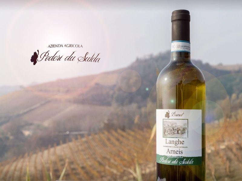 Offerta vendita e distribuzione vino Arneis artigianale - A.Z Agricola Poderi Du' Salda