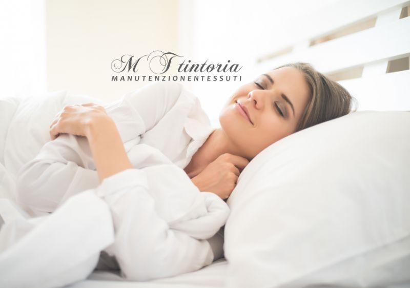 MT TINTORIA offerta lavaggio materassi - promozione sanificazione materassi