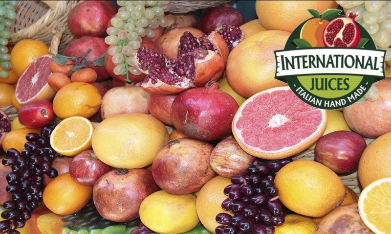 Promozione succo di frutta calabria - spremuta agrumi semilavorati alimentari succo mandarino