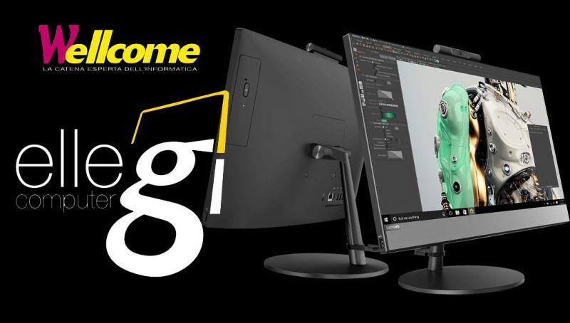 Offerta Lenovo V530 All-in-one -  promozione Acer Aspire C24-865 centro wellcome rutigliano
