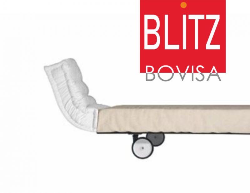 BLITZ BOVISA offerta logo justmat letto singolo - promo arredamento di design daniele lago 2007