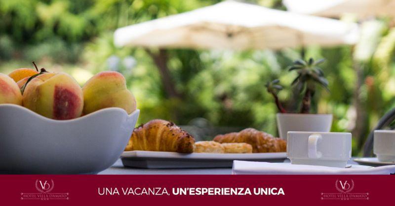 HOTEL VILLA D'AMATO offerta albergo tre stelle palermo