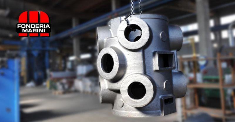 Offre noyaux avec méthode «?Shell moulding?» Italie - Noyautage production noyaux Italie