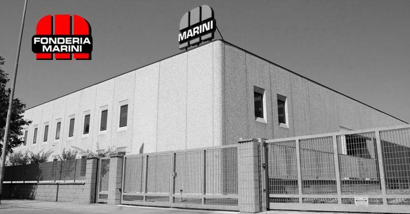 FONDERIA MARINI - Trouvez une entreprise italienne spécialisée dans la fonte lamellaire