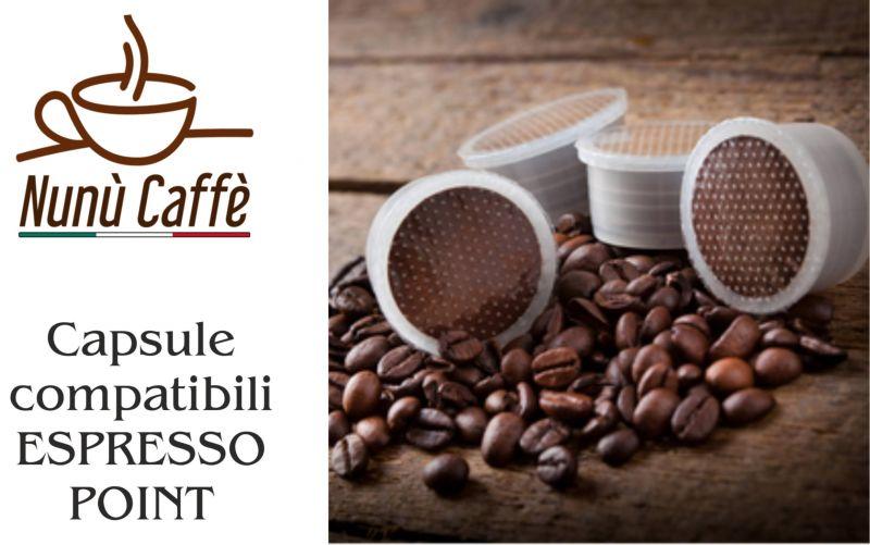 offerta vendita Capsule compatibili ESPRESSO POINT - occasione capsule compatibili Nunù Caffè