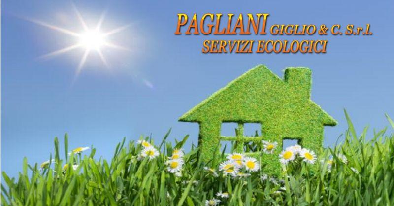 PAGLIANI GIGLIO & C. SRL offerta servizi ecologici - occasione servizio di disinfestazione