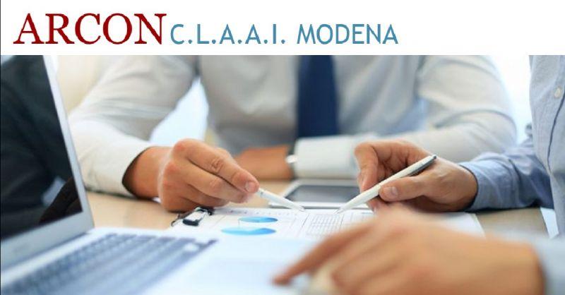 ARCON CLAAI offerta servizio fiscale a Modena - occasione servizio per successioni e volture