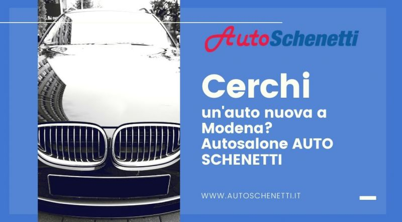 Vendita auto nuove con finanziamenti personalizzabili a Modena  - Occasione veicoli nuovi multimarca a Modena
