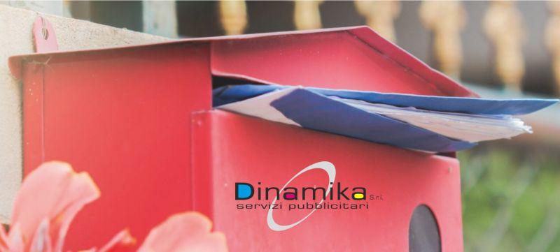 DINAMIKA offerta distribuzione cataloghi - promozione volantinaggio door to door mirata