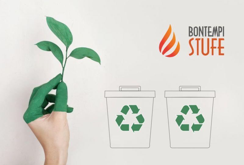 AZIENDA BONTEMPI BRUNO offerta contenitori per raccolta differenziata -contenitore veto lattine