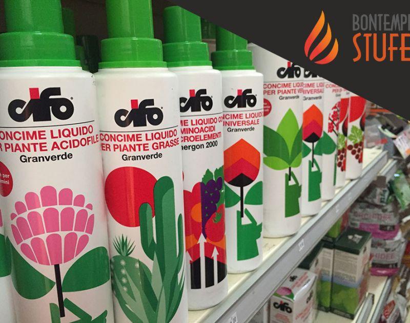 AZIENDA BONTEMPI BRUNO offerta articoli per giardinaggio - promozione concime piante